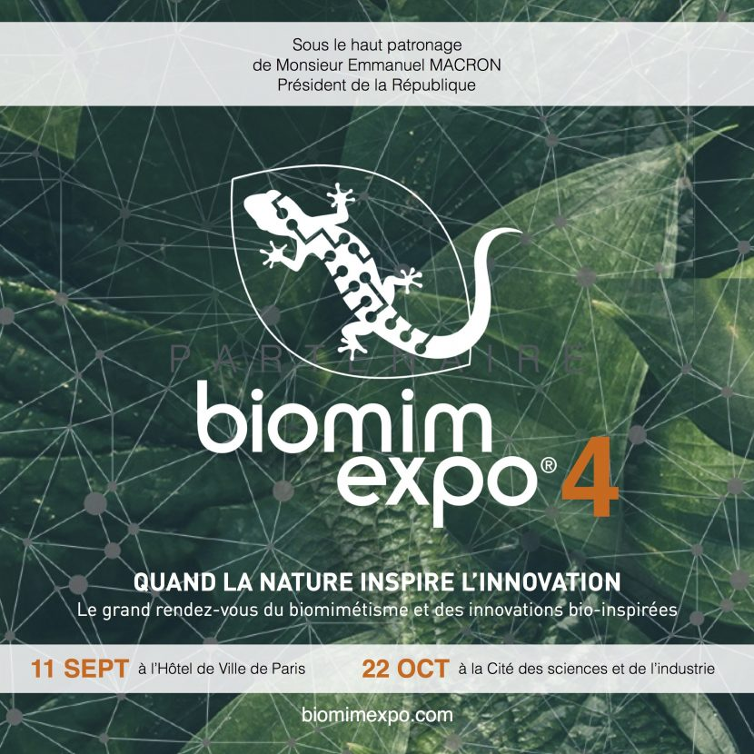 BIOMIMEXPO 2019 - PolyNat