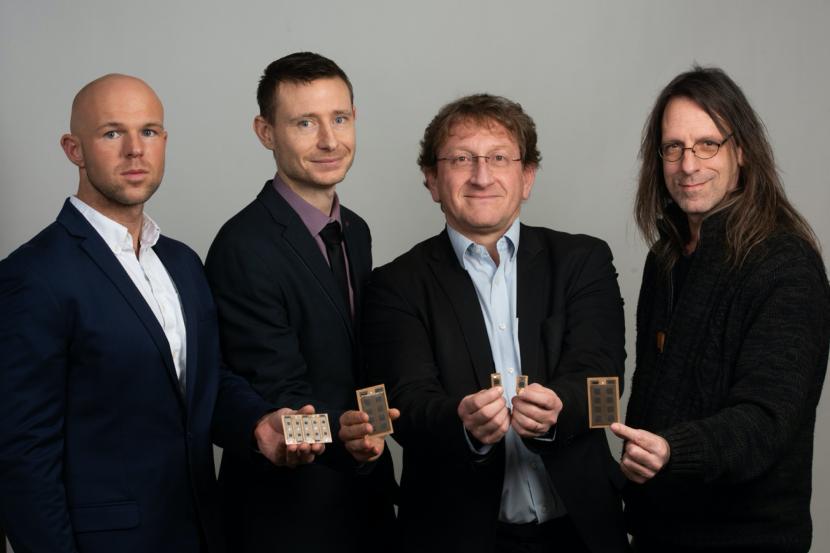 BeFC startup - piles à biocarburant écologiques à base de papier